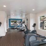 gym area renovation