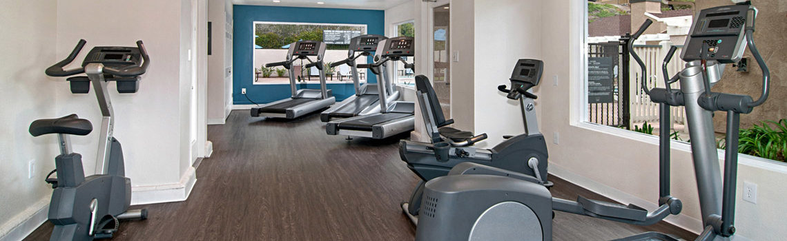 Upgraded Fitness Centers