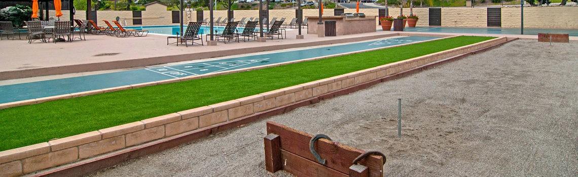 Upgraded Recreational Facilities